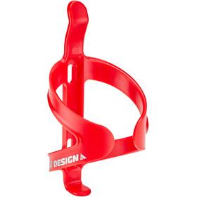 Profile Design Stryke Kage Flaskeholder, red